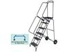 FOLD-N-STORE ROLLING LADDER OPTIONS